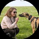 Olivia - St Giles Animal Rescue Charity Secretary
