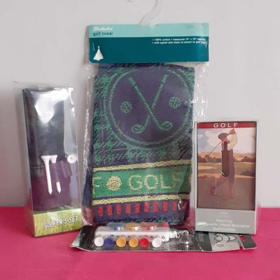 For the Golfer