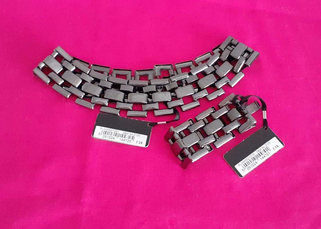 Necklace & Bracelet Set