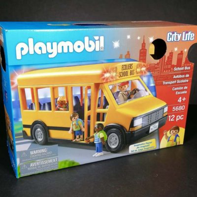 Playmobil City Life School Bus