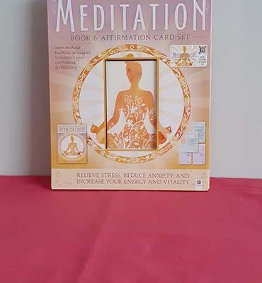Mindfulness & Meditation set