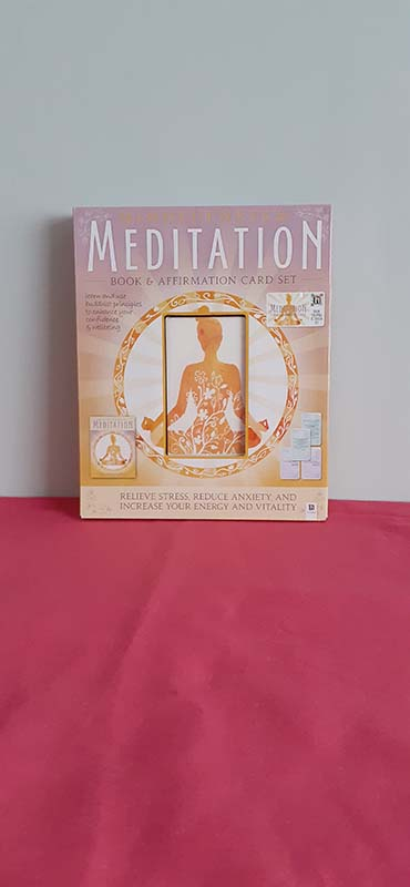 Mindfulness & Meditation set