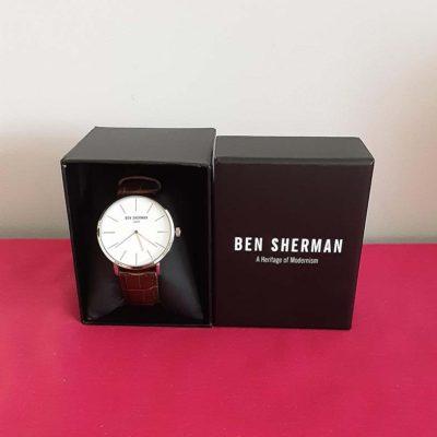 Ben Sherman Man's Watch