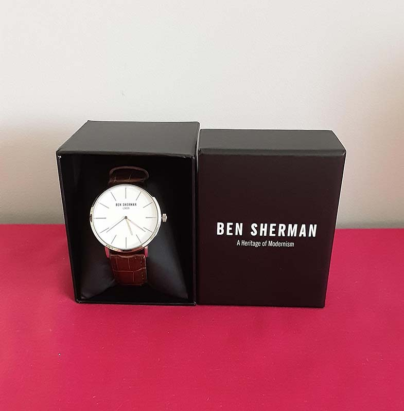 Ben Sherman Man's Watch