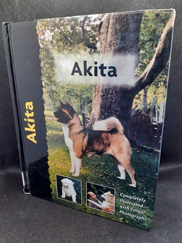 Pet Love Book - Akita