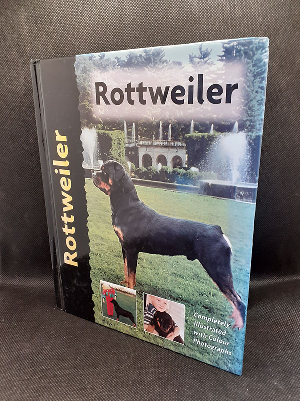 Pet Love Book - Rottweiler