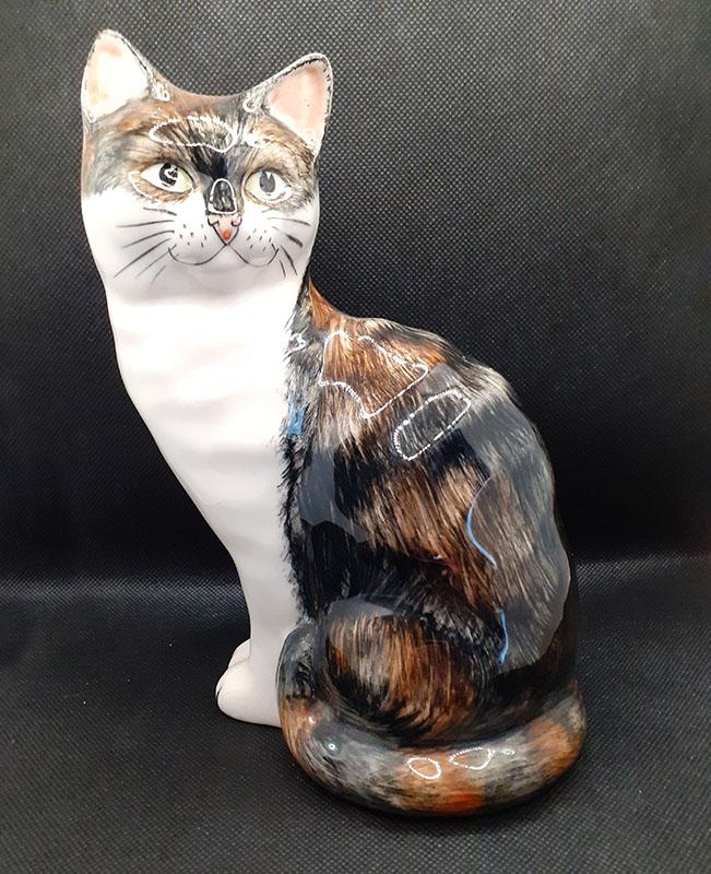 Babbacombe Pottery Cat