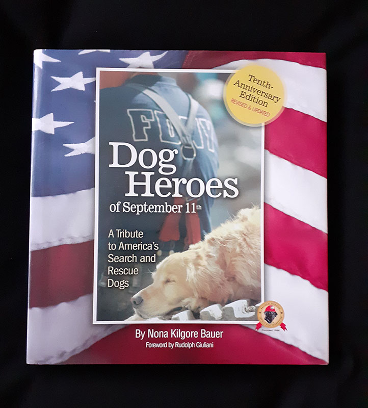 Dog Heroes of Sept 11