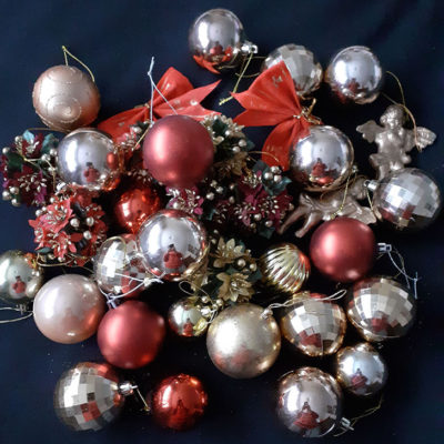 Selection of Baubles