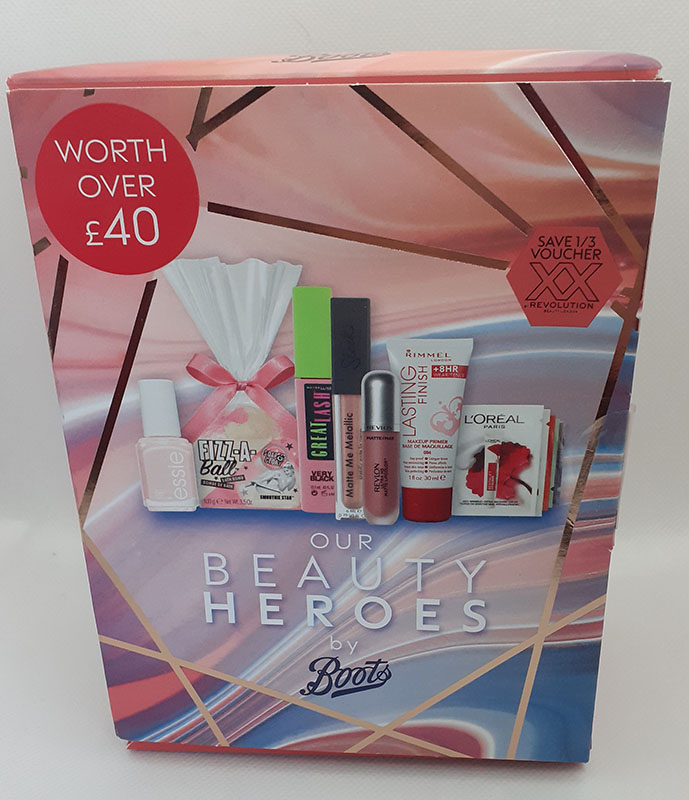 Boots Beauty Heroes