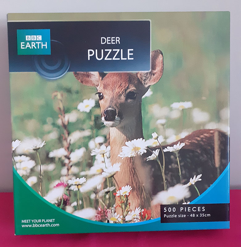 BBC Earth Deer Puzzle