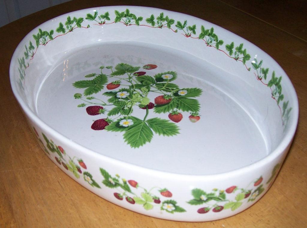 Portmerion Oval Dish