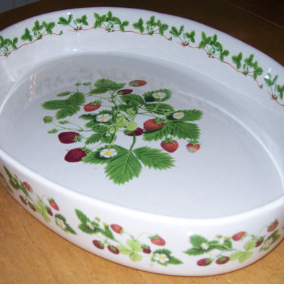 Portmerion Oval Dish