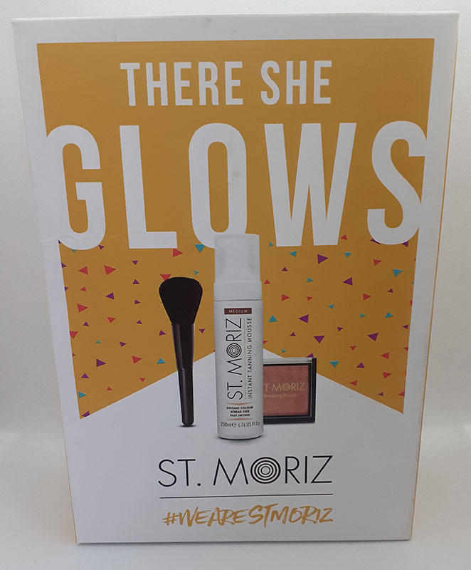 St Moriz There She Glows