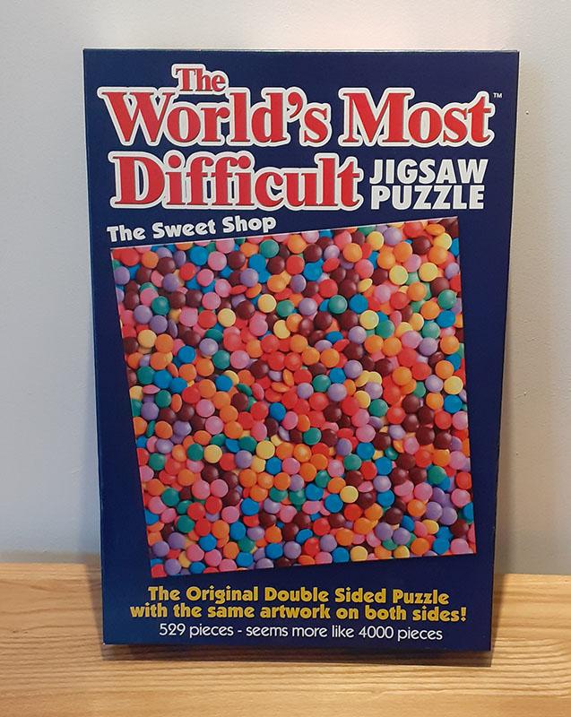 Worlds Most Difficult Jigsaw