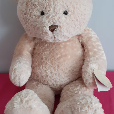 Beige Teddy