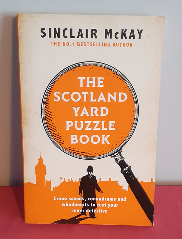 Scotland Yard Puzzle Book