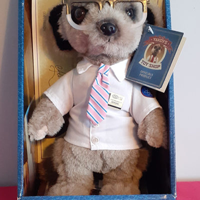 Meerkat Sergei