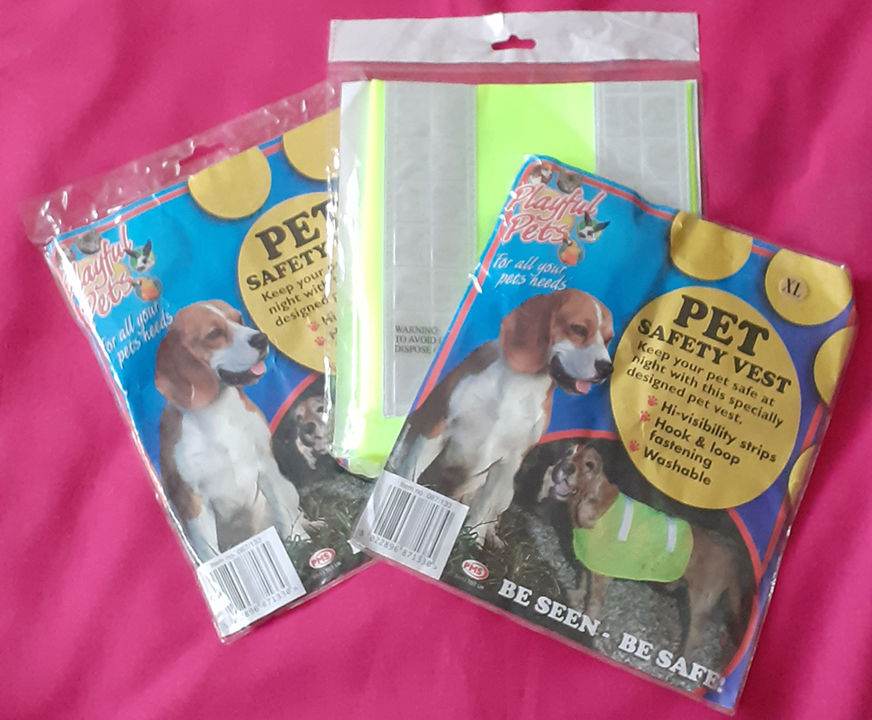 Pet Hi-Viz Safety Vest