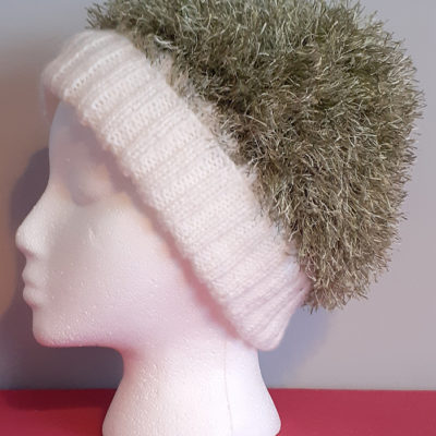 Soft Handknitted Hat