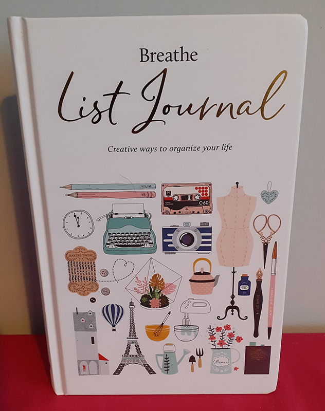 Breathe List Journal