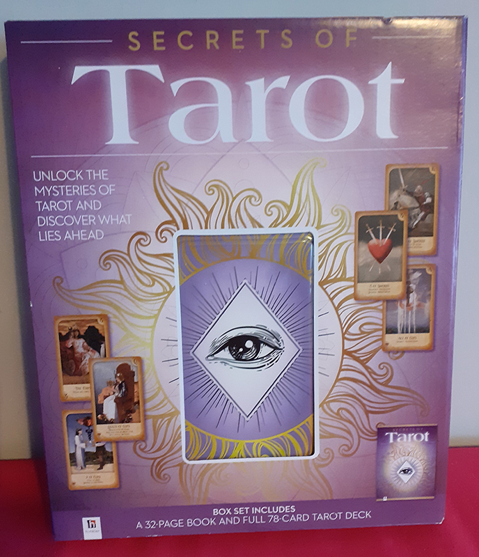 Secrets of Tarot box set
