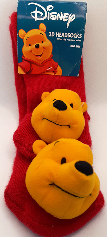 Disney Winnie the Pooh Slipper Socks