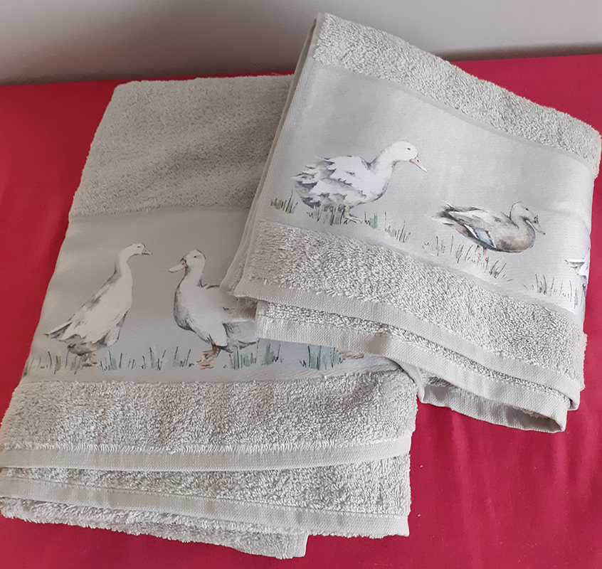 Laura Ashley Towels