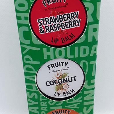 Fruity Lip Balms