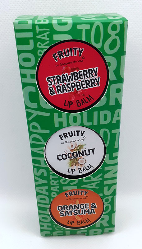 Fruity Lip Balms