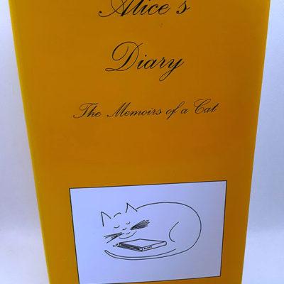 Alice's Diary book