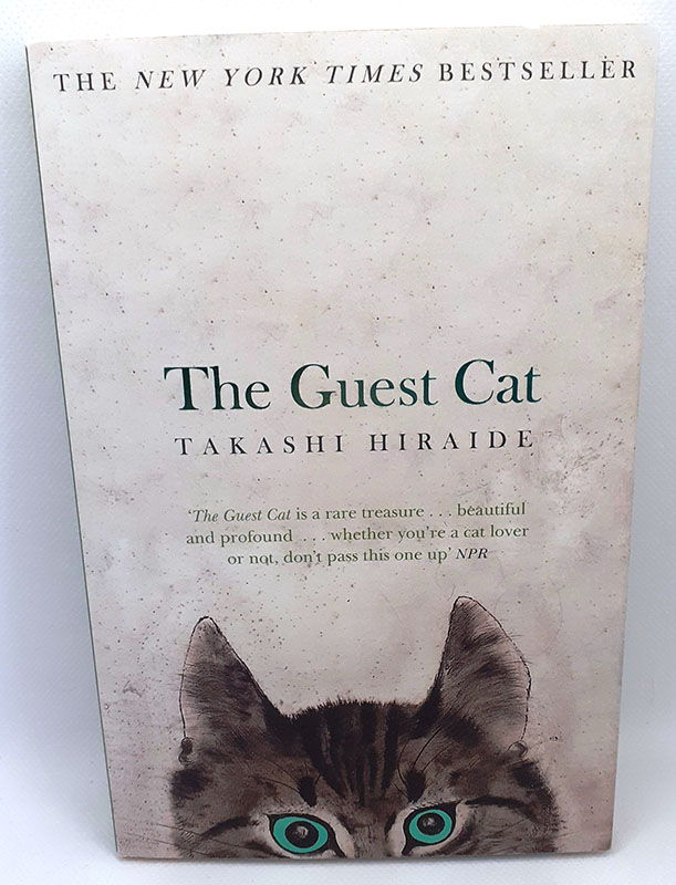 The Guest Cat book