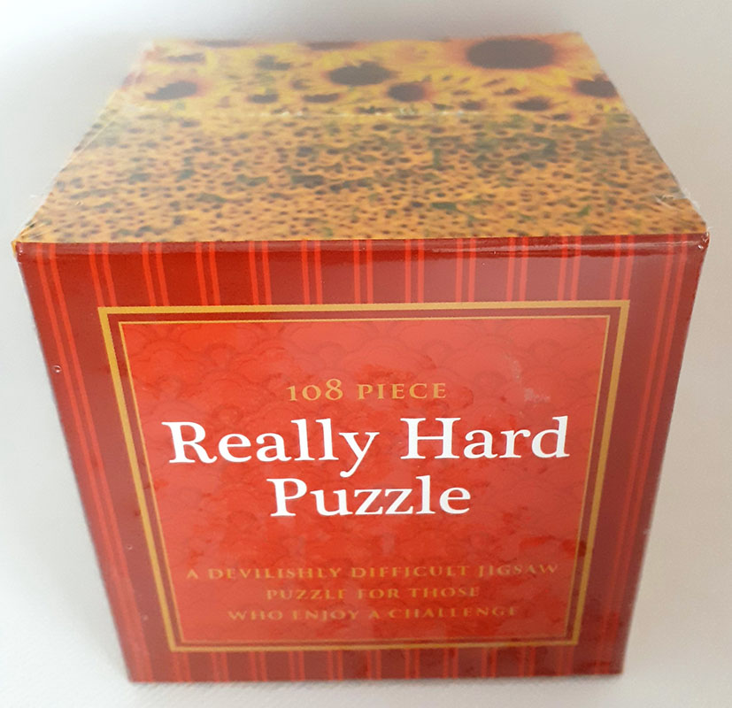 Really Hard Puzzle