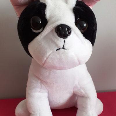 Cuddly Pug Soft Toy
