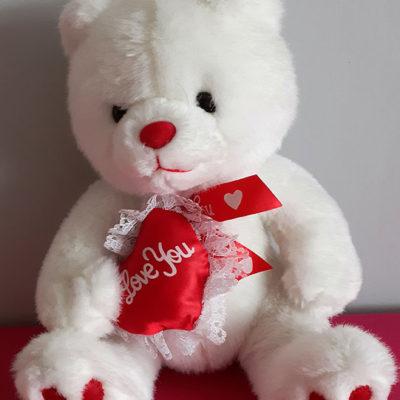 Lovely Bear saying I Love You