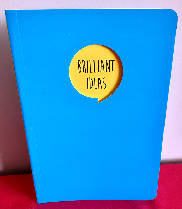 Grafix Brilliant Ideas Notebook