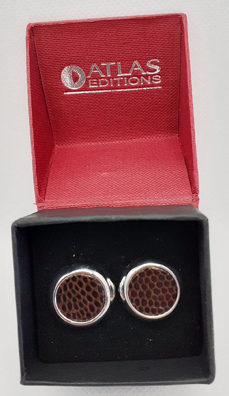 Atlas Editions Cuff Links
