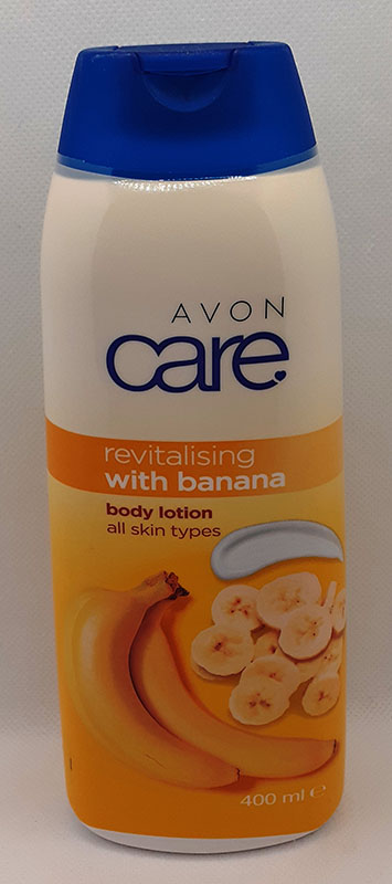Avon Care Body Lotion