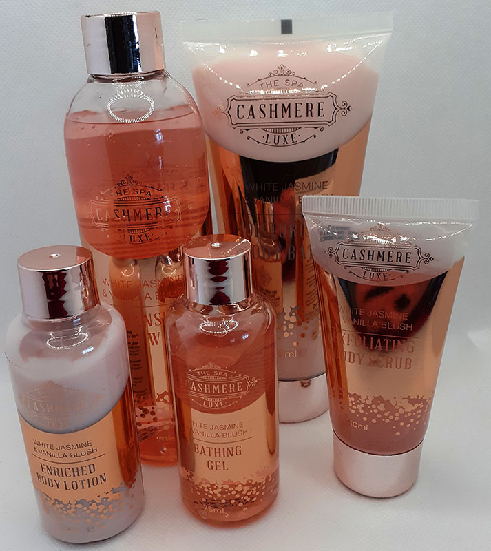 Cashmere Spa Collection