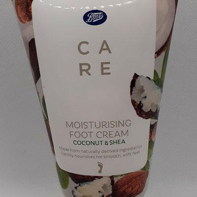 Moisturising Foot Cream