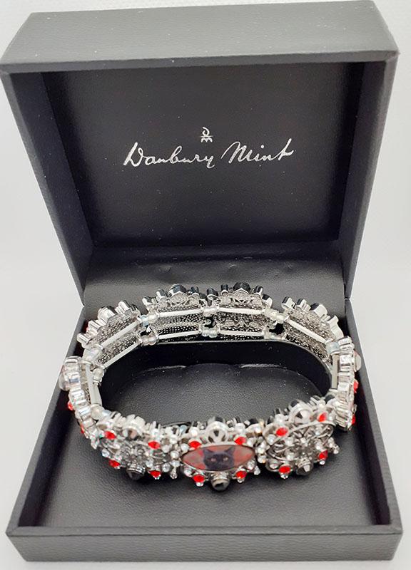 Rhinestone Set Bracelet