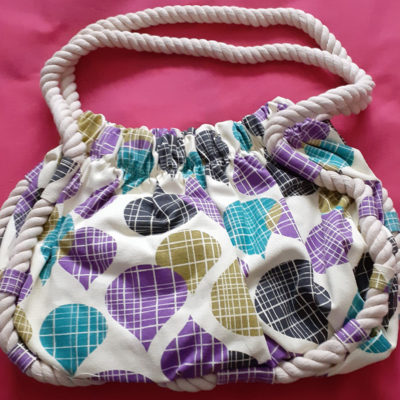 Colourful Holdall