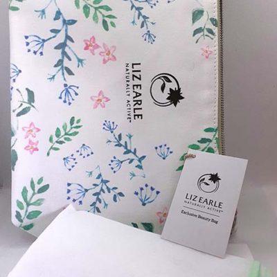Liz Earle Beauty Bag