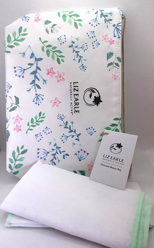 Liz Earle Beauty Bag