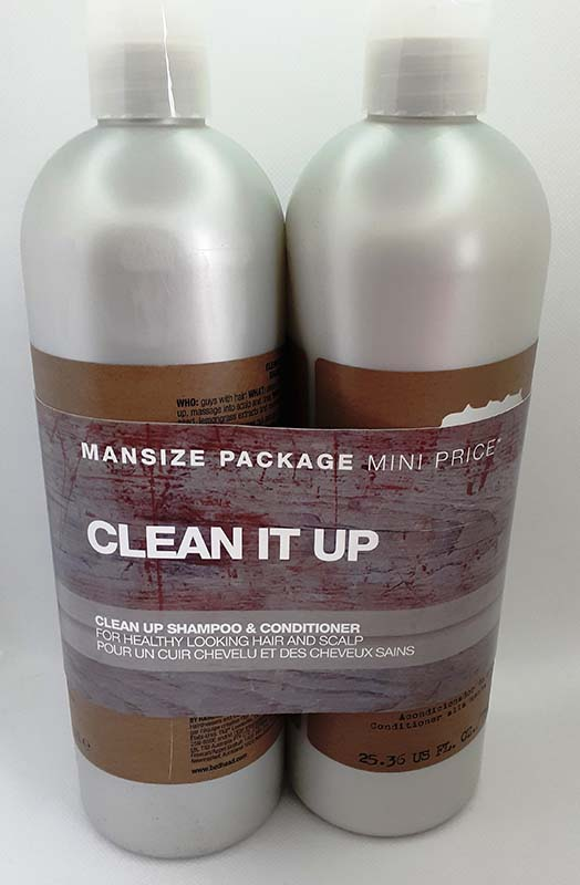 Tigi Mansize Clean It Up