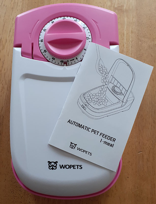 Wopets Automatic Feeder