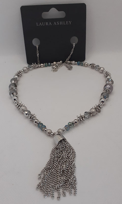 Laura Ashley Long Necklace