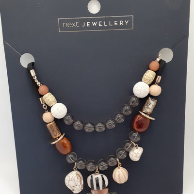 Beaded Necklace from Next