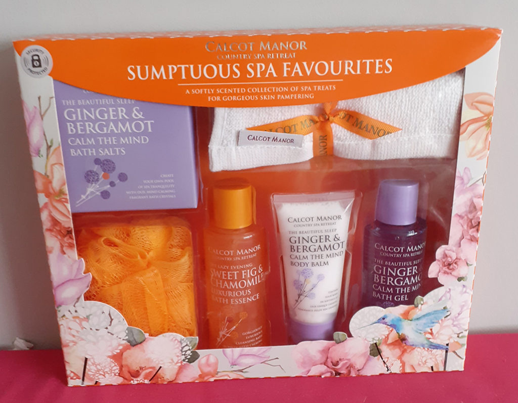 Sumptuous Spa Favourites