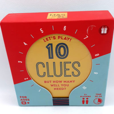 Fun Game for Ages 8+